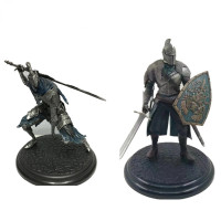 DROPSHIPPING Dark Souls Faraam Knight Action Figures Toy Artorias The Abysswalker Collection PVC Figure Model Gift