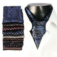 Men Silk Long Scarf 26 160cm 100 Natural Silk Scarves Classic Unisex Desigual 2014 Autumn Winter