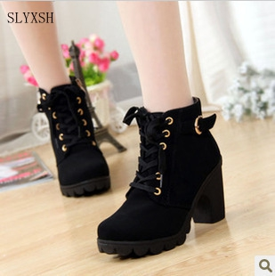 Children Shoes Boys Girls Candy Color Patent Leather Boots Kids  Boots Children Girls Boys Motorcycle Boots Size 35-42