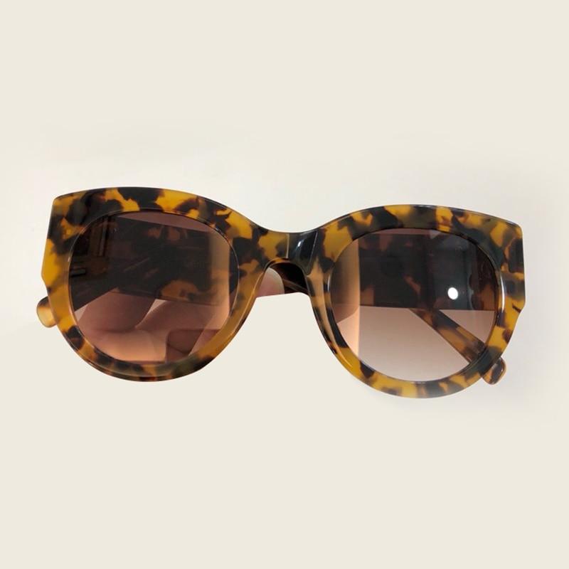no 4 Feminino No Oculos Frauen Vintage no no 3 Hohe Gradient Sonnenbrille Rahmen Lens Eye Sol Mode Acetat Cat 1 no Qualität De 5 2 Brillen R7qZg
