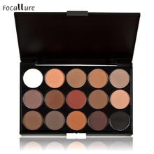 Good Sale 15 Colors Women Cosmetic Makeup Neutral Nudes Warm Eyeshadow Palette Cosmetic Makeup Set Nude