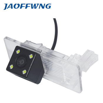 HD CCD Reversing Back up Camera FOR Volkswagen Vento /for Polo Sedan / Notch 2010~2016 Car Parking Rear View