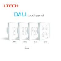 LTECH EDA1/EDA2/EDA3/EDA4 ALI touch panel Controller 1 4CH control|RGB Controlers| |  -