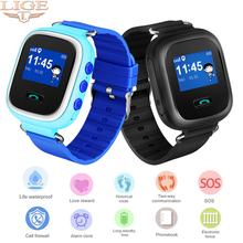 2019 New Children Smart Watch Children Health Safety Positioning Anti-lost Watch Support SIM Card SOS Call For iOS Android+Box цена и фото