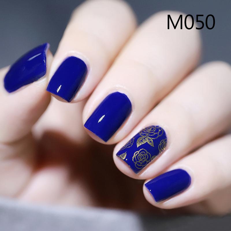 Moda Pure Blue Series Primer Gel Esmalte De Uñas Curado De Alta Calidad De Larga Duración Soak Off Uv Led Gorgeous Beauty Nail Art Tools Por Appleeye