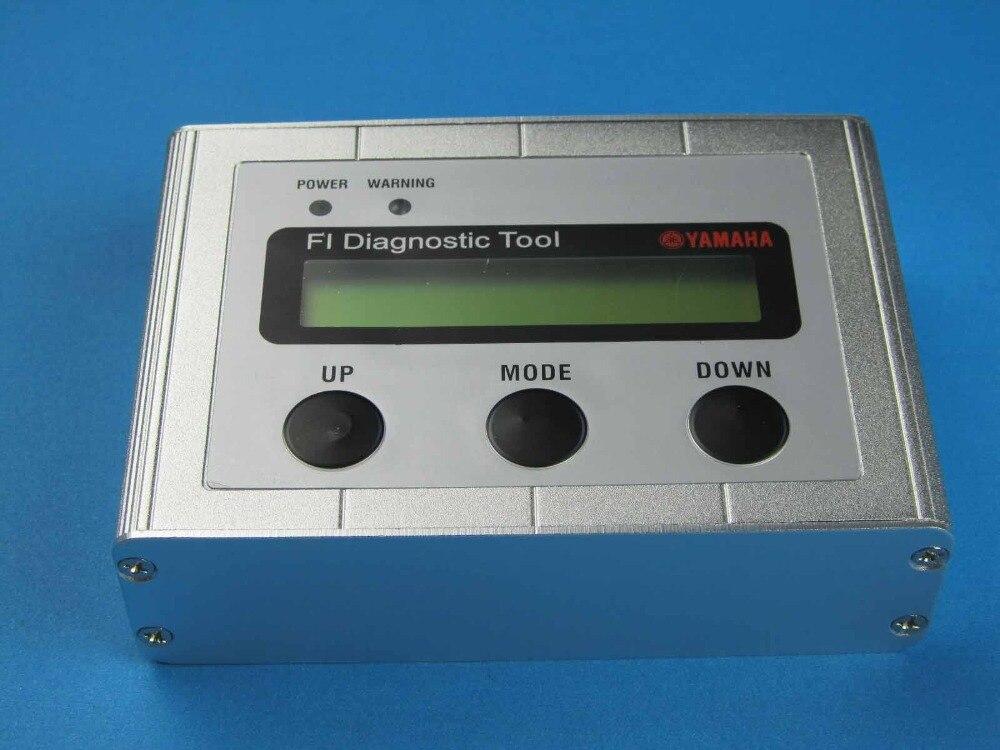 Escáner de motor para herramienta de diagnóstico de motocicleta yamaha 2 años de garantía - 5