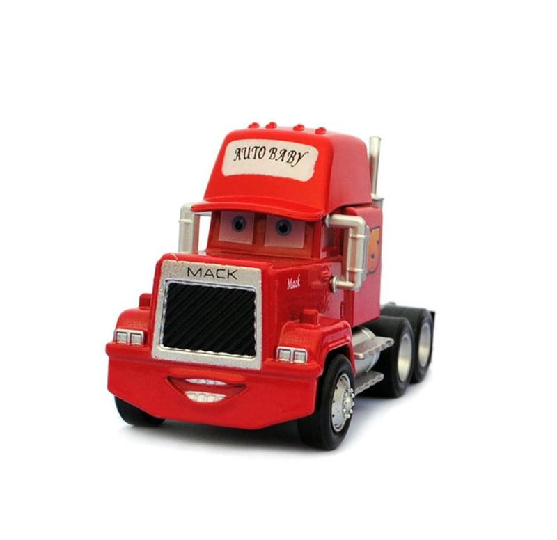 New-Pixar-Cars-2-fire-fighting-truck-95-Loose-Rare-Diecast-143-Metal-Toy-Cars-McQueen-Pixar-Truck-combination-5