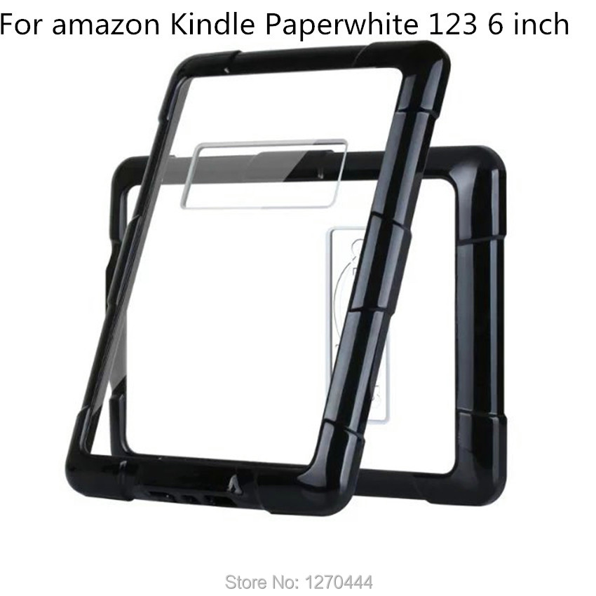 Official Original 1:1 case Cover For Kindle Paperwhite1 2 3 Cases TPU Smart Cover For Amazon Kindle Paperwhite1 2 3 6''+pen+OTG ultra thin sleeve pouch case for amazon kindle 8th 2016 6 cover for kindle paperwhite bag for kindle voyage free shipping pen