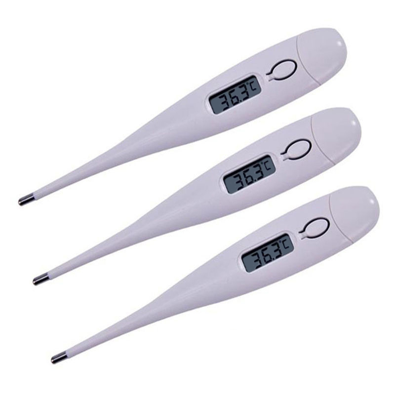 Safe And Convenient Electric Thermometer Body Thermometer  Kids Care Safe And Practical Electric Thermometer Memory Function