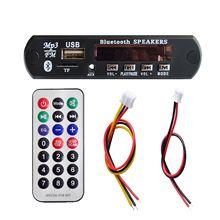 Bluetooth MP3 декодирующая плата модуль w/SD слот для карты/USB/FM/пульт дистанционного декодирования модуль M011