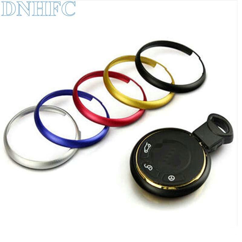 DNHFC Αναβάθμιση αλουμινίου Κλειδοθήκες κλειδιού αλυσίδας κλειδιού για την BMW Mini Cooper Clubman συμπατριώτες R56 R57 R58 R60 R61