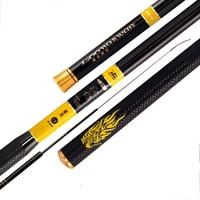 100% Carbon Fiber Telescopic Fishing Rod 3.6 7.2 Meters Short Sea Rod Telescopic Fishing Rod Fishing Rod ZG 95