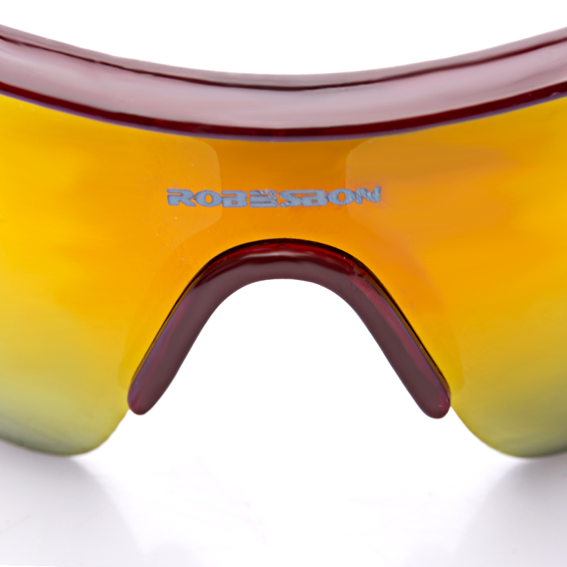 ROBESBON 5 Χρώματα Άνδρες UV400 Γυαλιά ηλίου - Ποδηλασία - Φωτογραφία 2