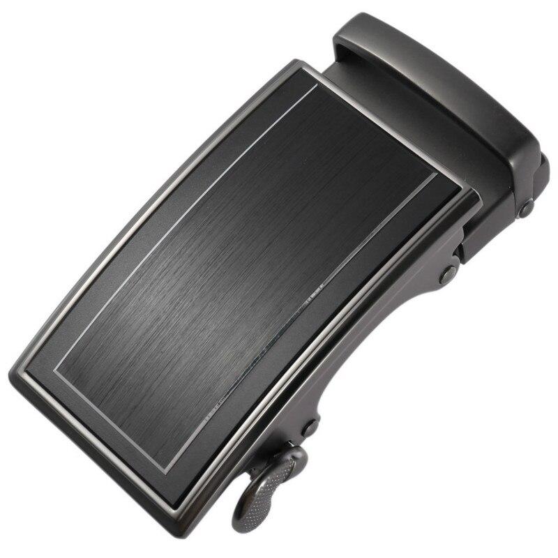 Zinc Alloy Men's Belt Head Automatic Head Belt Buckle Automatic Buckle 3.5cm Ratchet Men Apparel Accessories LY136-22117