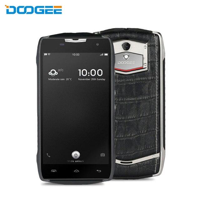 Original DOOGEE T5 Android 6.0 MTK6753 Octa Core 1.3GHz 5.0 inch 3GB+32GB 4G LTE Smartphone with 13.0MP Waterproof Dustproof
