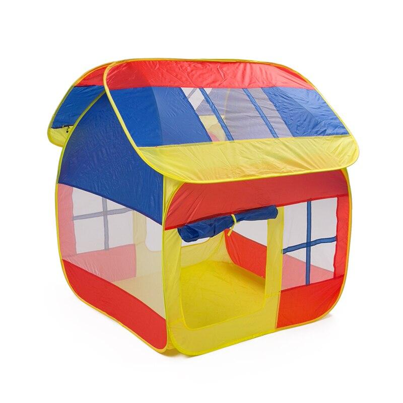 Bébé parc enfants enfant océan balle fosse piscine en plein air enfants cabane piscine jouer tente sécurité maille bébé jouer