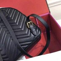 Роскошный рюкзак Для женщин GG Crossbody сумки дизайнер 2018 высокое качество сумка Для женщин премиум класса известных брендов женские