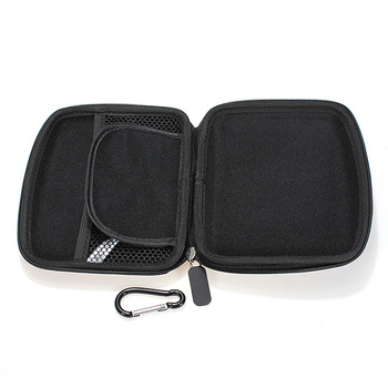 Large 5 inch Hard Carry Case GPS Cover In Car Sat NAV Holder For TomTom GPS Navigator