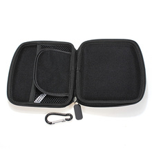 Large 5 inch Hard Carry Case GPS Cover In Car Sat NAV Holder For TomTom GPS Navigator