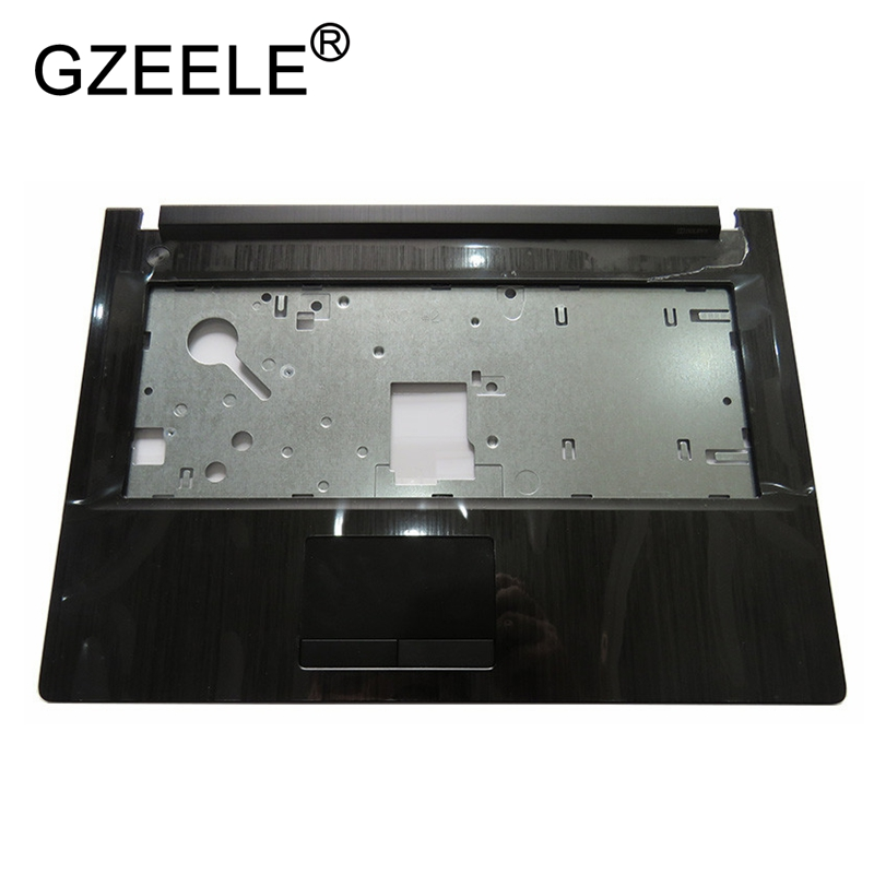 GZEELE For <font><b>lenovo</b></font> G40 G40-30 G40-45 G40-70 G40-80 <font><b>Z40</b></font> <font><b>Z40</b></font>-30 <font><b>Z40</b></font>-45 <font><b>Z40</b></font>-70 <font><b>Z40</b></font>-80 TOP COVER Palmrest Upper <font><b>Case</b></font> keyboard bezel image