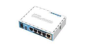 MikroTik hAP ac lite Dual-concurrent Access Point (RB952Ui-5ac2nD) 2.4G & 5G WI-FI Router SOHO Home беспроводной маршрутизатор mikrotik hap ac lite tc 802 11acbgn 2 4 ггц 5 ггц 4xlan poe черный rb952ui 5ac2nd tc