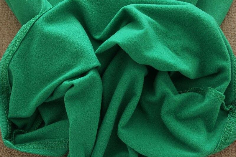 2019 պինդ 14 գույներով V- պարանոց - Կանացի հագուստ - Լուսանկար 5
