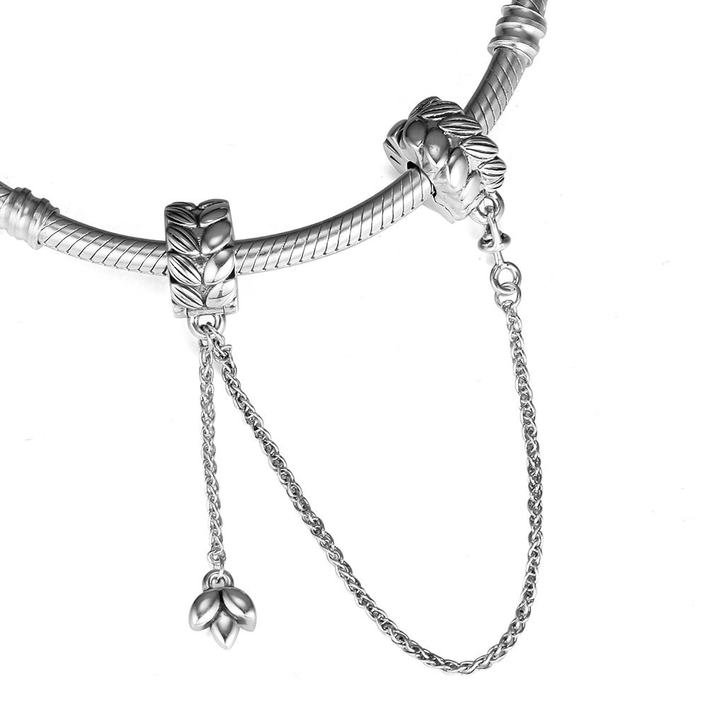 chaîne de sécurité pour bracelet pandora