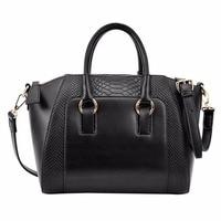 Fashion Crocodile Pattern Crossbody Bag Luxury PU Leather Handbag Women Messenger Bag Large Capacity Tote Ladies