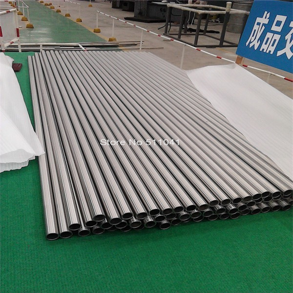 Ti titanium metal tube  seamless titanium tube titanium pipe heat exchanger titanium tube od72mm*2mm*1000mm titanium heat exchanger plates