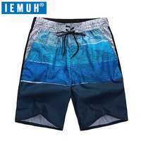 ONE SNOW High Quality New Men S Shorts Surf Board Shorts Summer Sport Swimming Beach Bermuda
