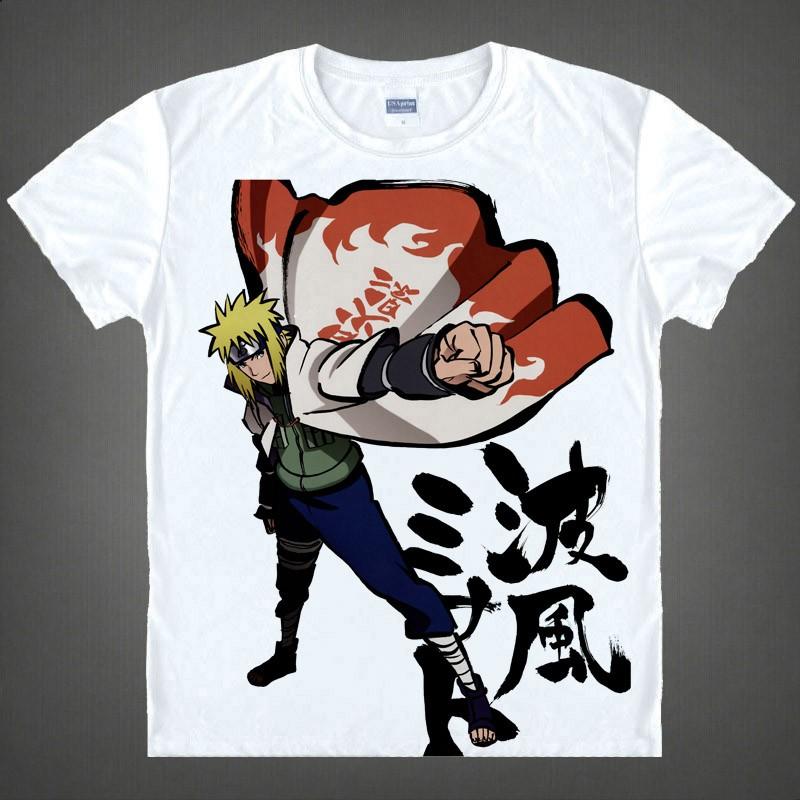 Naruto Betray ninja t-shirts (2)