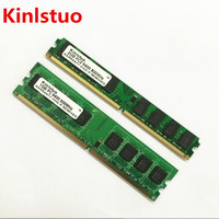 New RAMs Good Compatibility DDR2 800MHz 667MHz 1GB 2GB 4GB For Desktop Memory 240pin High Quality