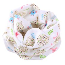New 2017 Autumn Children's cotton scarf Baby Scarf Kids boys and girls scarves Child collars O Ring magic neckerchief