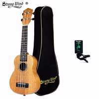 Concert Ukulele 23 Inch Soprano Ukelele 21 inch Acoustic Rosewood Guitar Hawaii Guitaar Mahogany Full Kits for Beginner Kids