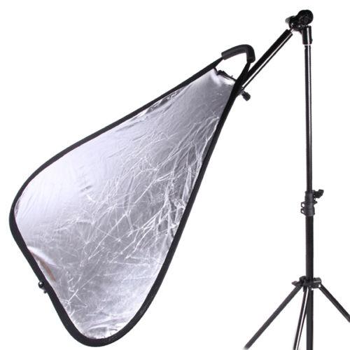 Extend Photo Studio Light Reflector Holder Arm Stand Mount Bracket Swivel Head аксессуар sp swivel arm mount 53060