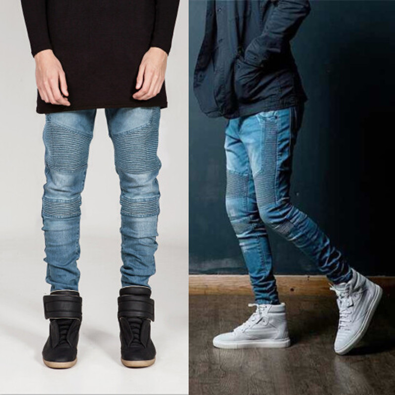Online Get Cheap Men Skinny Jogger 'jeans -Aliexpress.com ...