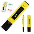 Digital LCD PH Meter Stift von Tester Genauigkeit 0 1 Aquarium Pool Wasser Wein Urin Automatische Kalibrierung-in PH-Meter aus Werkzeug bei