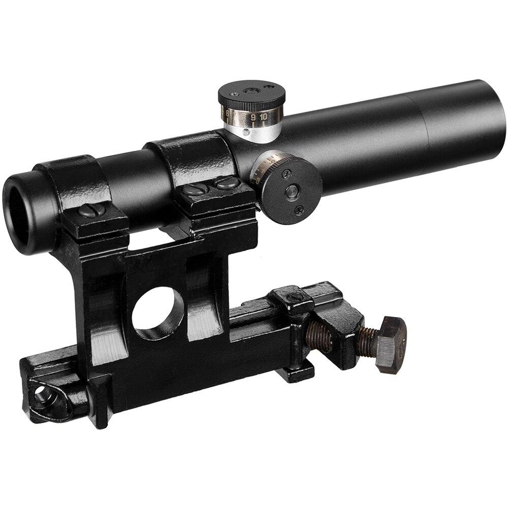 Caça de Chasse Ótica Visão Riflescope Objectivo Âmbito