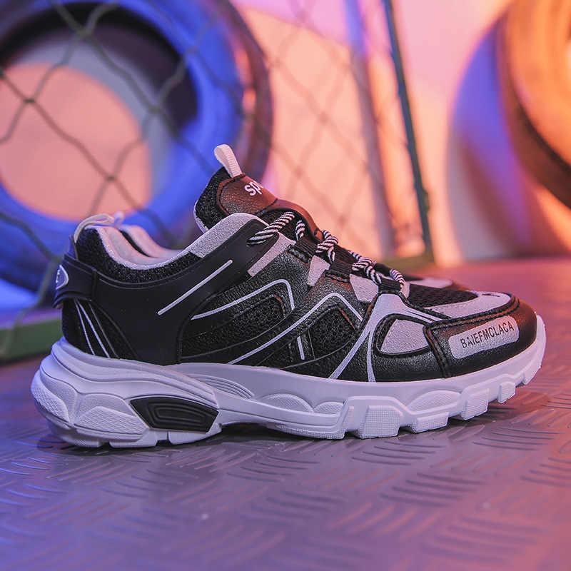 139a6d1b844d ... 2019 Women shoes triple S Sneakers Balencia Rriumph Street ulzzang Race  Runner DAD Chunky Shoe Dope ...