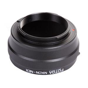 Image 3 - FOTGA עדשת מתאם טבעת עבור ניקון AI עדשה לסוני E הר NEX 7 6 5N A7 A7S A7R השני a6500 A6300 מצלמה