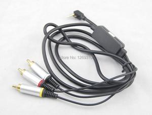 Image 2 - Tranfer Rca Composite Av kabel Snoer Voor Psp 2000 3000 Slim To Tv