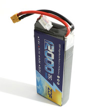 ZDF Power Li-polymer Lipo Batterij 3S 11.1V 12000mah 25C Max 50C Voor Helikopter RC Model quadcopter Vliegtuig Drone AUTO FPV(China)