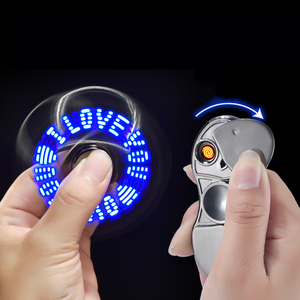 1 Piece Metal Fidget Hand Spin