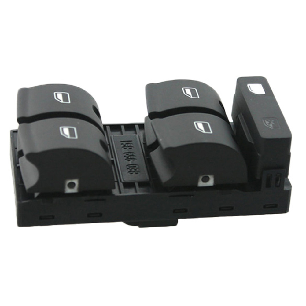 8E0 959 851B Master Power Window Switch For Audi A3 8P1 8PA 4 Door (2002-2009) Fit For Audi A4 B6 SUV 4F0959851 F Car Styling