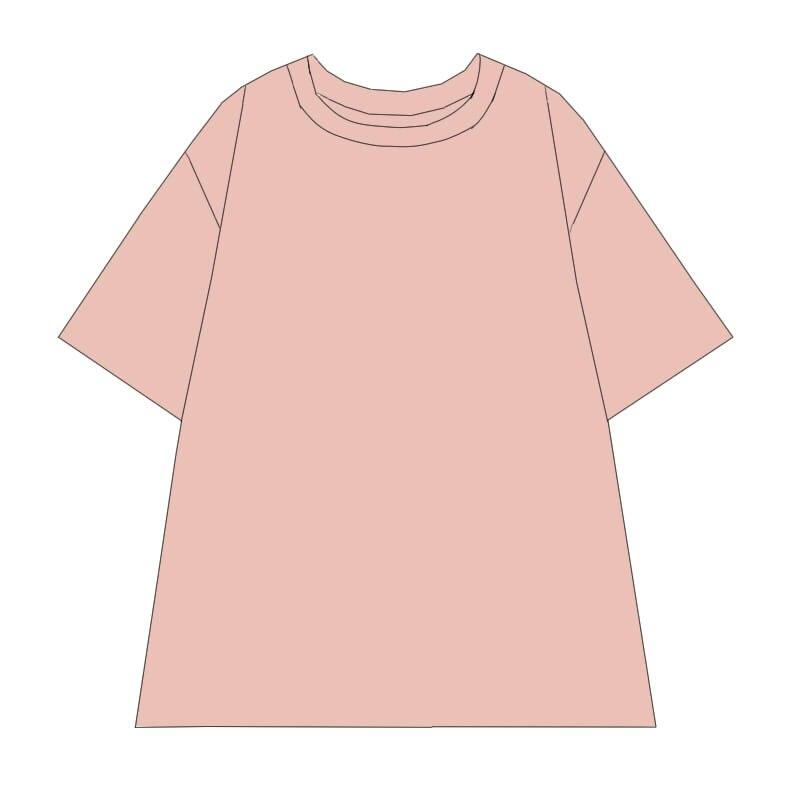 Courtes shirt Couleur Nouveau La Femme Multicolore Manches Mode Haut 2009 Printemps À Tstz Pour Au De Début Pur Du Base T wXqZXH0v
