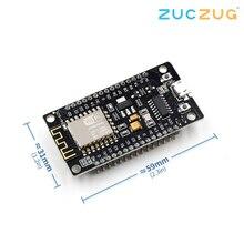 ESP8266 CH340G CH340 V3 NodeMcu Lua беспроводной wifi модуль Разъем макетная плата ESP-12E основе Micro USB Repalce CP2102
