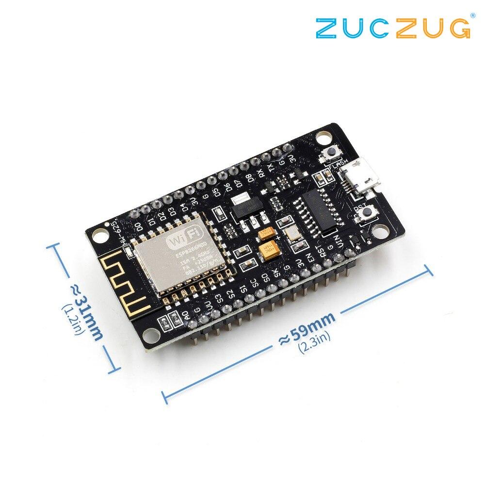 NodeMCU Lua ESP8266 ESP-12 WeMos D1 Mini WIFI 4M Bytes ESP-12F CP2014