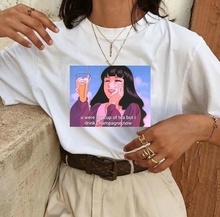 Hahayule Unisex 90s Fashion Japanese Anime Dear Brother Quotes Funny T Shirt Kawaii Tumblr Aesthetic