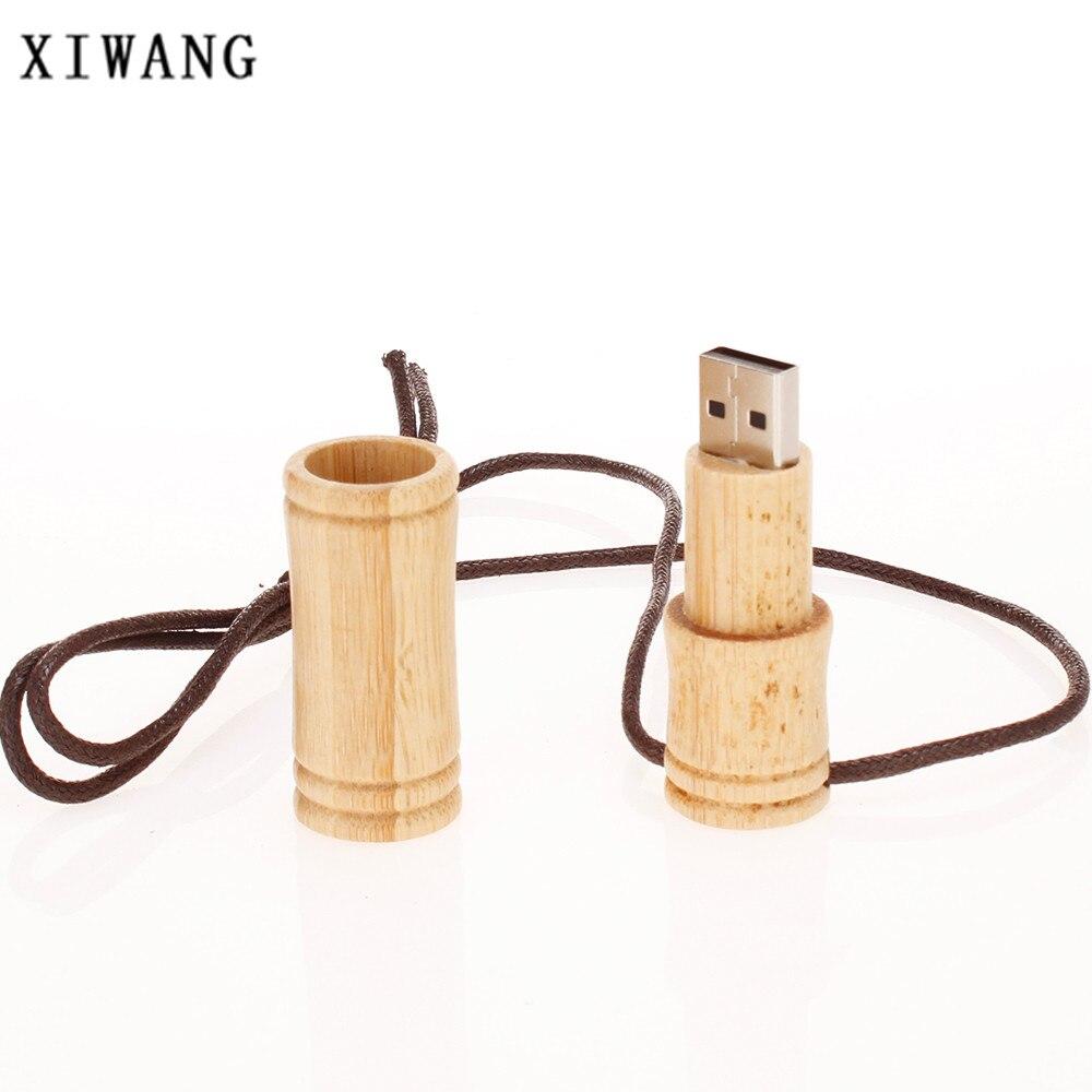 Wooden Box USB Flash Drive Pen Drive 4GB 8GB 16GB 32GB GGOII USB Flash Drive USB 3.0 Glass Bottle Cork USB
