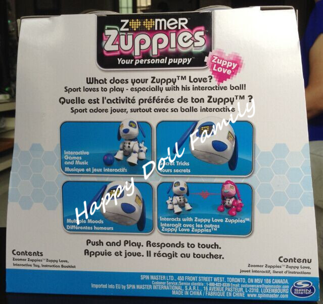 Zoomer Zuppies Interactive Puppy Is A New Generation Of Electronic